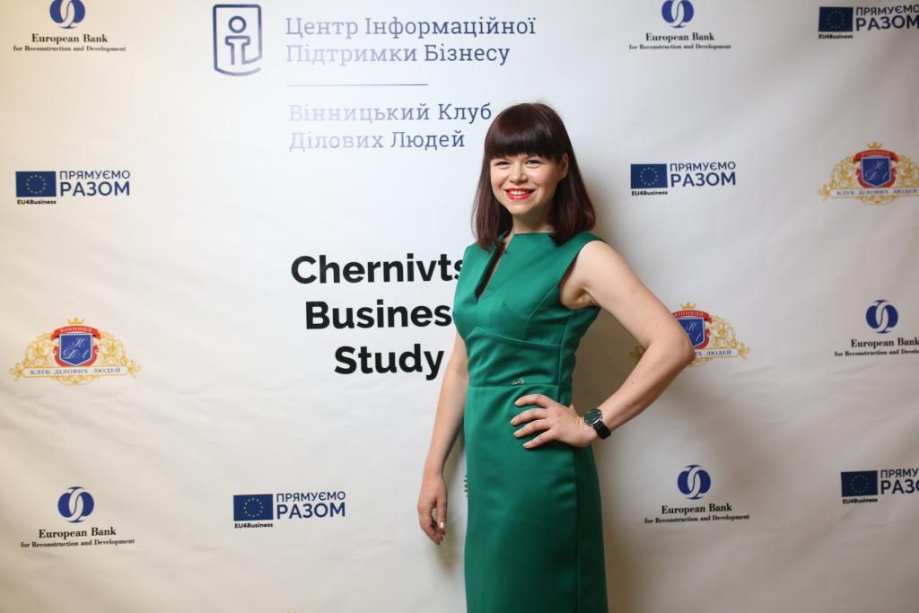 Chernivtsi Business Study