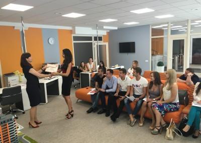 Людмила Калабуха тренінг з продажів нерухомості