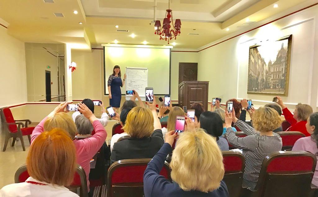 Тренінг з продажів для консультантів компанії LAMBRE® Groupe International 25.05.19 у Львові