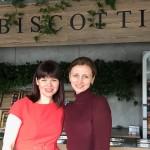 Ірина Цісар, директор мережі кондитерських-пекарень BISCOTTI