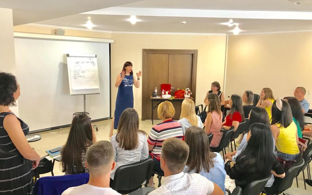 Як зпробляти в соцмережах без реклами та технічних знань – тренінг у Івано-Франківську