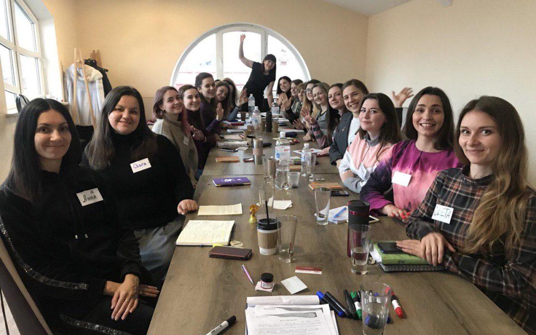 Тренінг для адміністраторів та викладачів освітніх проектів та мовних шкіл