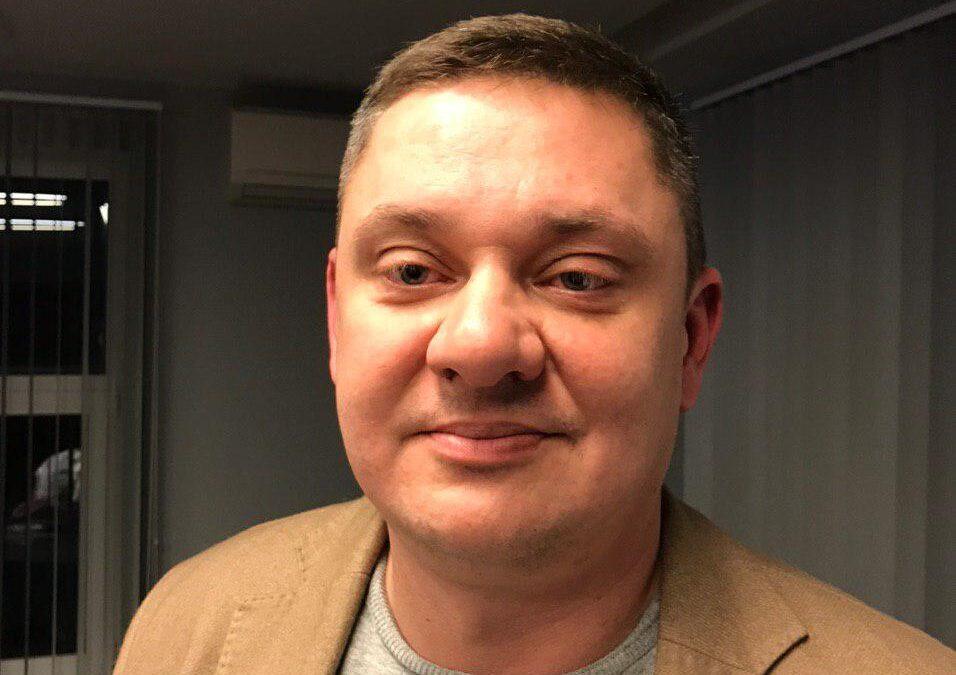 """Віталій Копина – директор ТзОВ """"ВВМ ЯВІР"""""""